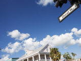 Duval Street, Key West, Florida, USA Photographic Print by Angelo Cavalli