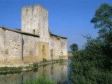 Chateau De Gombervaux, Vaucouleurs Region, Meuse, Lorraine, France Photographic Print by Bruno Barbier