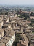 Siena, Tuscany, Italy Photographic Print by Angelo Cavalli
