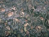 Painting, Neka Museum, Ubud, Island of Bali, Indonesia, Southeast Asia Photographic Print by Bruno Barbier