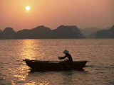 Halong Bay, Vietnam, Indochina, Southeast Asia Photographic Print by Colin Brynn