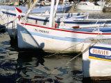 St. Tropez, Var, Cote d'Azur, Provence, French Riviera, France, Mediterranean Photographic Print by Bruno Barbier