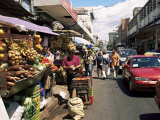 Market, San Jose, Costa Rica, Central America, Photographic Print