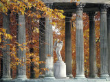 Temple De L'Amour, Petit Trianon, Chateau of Versailles, Unesco World Heritage Site Photographic Print by Bruno Barbier