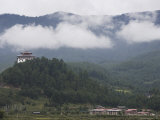Jankar, Bumthang, Bhutan Photographic Print by Angelo Cavalli