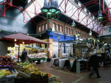 Covered Market, Great George Street Area, Dublin, County Dublin, Eire (Ireland) Photographic Print by Bruno Barbier