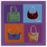 Happy Bags Prints by Bruno Pozzo