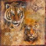 Wild Kingdom I Prints by  Georgie