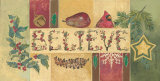 Believe Prints by Anita Phillips