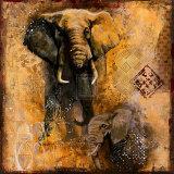 Wild Kingdom III Kunst af  Georgie