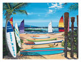 Surf n' Sail Prints by Scott Westmoreland