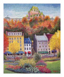 Parfum de Quebec IX Prints by Guy Begin