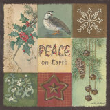 Peace on Earth Print by Anita Phillips