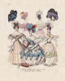 Fashion Plate II Prints