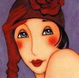 Agatha Prints by Corinne Reignier