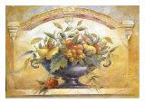 Fresque italienne II Posters par Joaquin Moragues