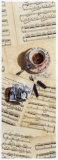 The et Musique Kunst von Lionel Chiche-portiche