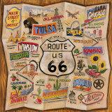 Route 66 Plakater af Karen Dupré