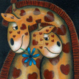 Lofty Lovers Prints by George Gale
