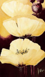 Yellow Poppies IV Prints by Jettie Roseboom