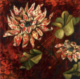 Floral et Vegetal Prints by Delphine Cossais