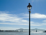 Mississippi River, New Orleans, Louisiana, USA Photographic Print by Ethel Davies