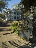 Stanton Hall, Natchez, Mississippi, USA Reproduction photographique par Ethel Davies