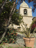 Carmel Mission, California, USA Photographic Print by Ethel Davies