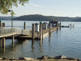 Seaplane Lake Station, Coeur d'Alene, Idaho, USA Photographic Print by Ethel Davies