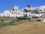 Olvera, Andalucia, Spain Photographic Print by Rob Cousins