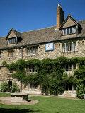 St. Edmunds Cottage, Oxford, Oxfordshire, England, United Kingdom Photographic Print by Philip Craven