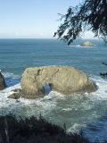 Arch Rock, Oregon, USA Photographic Print by Ethel Davies