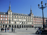 Plaza Mayor, Madrid, Spain Photographic Print by Rob Cousins