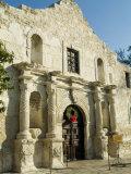 The Alamo, San Antonio, Texas, USA Reproduction photographique par Ethel Davies