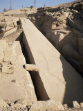 Unfinished Obelisk, Aswan, Egypt, North Africa, Africa Photographic Print by Philip Craven