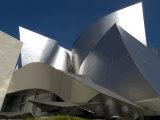 Walt Disney Concert Hall, Part of Los Angeles Music Center, Frank Gehry Architect, Los Angeles Reproduction photographique par Ethel Davies