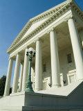State Capitol, Richmond, Virginia, USA Photographic Print by Ethel Davies