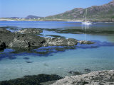 Sanna Beach from Portuairk, Ardnamurchan, Highland Region, Scotland, United Kingdom Photographic Print by Kathy Collins