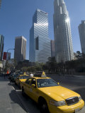 Downtown, Los Angeles, California, USA Photographic Print by Ethel Davies