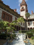 Flagler College, St. Augustine, Florida, USA Photographic Print by Ethel Davies