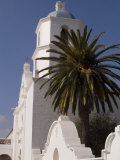 Mission San Luis Rey, California, USA Photographie par Ethel Davies