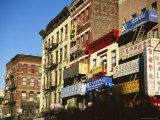 Chinatown, New York City, New York, USA Photographic Print by Ethel Davies