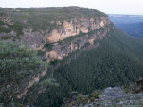 The Blue Mountains, Unesco World Heritage Site, New South Wales (N.S.W.), Australia Photographic Print by Rob Cousins