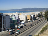 Pacific Coast Highway, Santa Monica, California, USA Photographic Print by Ethel Davies