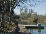 Inman Park, Atlanta, Georgia, USA Photographic Print by Ethel Davies