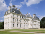 Exterior of the Chateau at Cheverny, Centre, France Photographic Print by Philip Craven