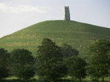 Glastonbury Tor, Somerset, England, United Kingdom Photographic Print by Rob Cousins