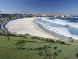 Bondi Beach, Sydney, New South Wales (Nsw), Australia Photographic Print by Rob Cousins