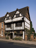 Nash's House, New Place, Stratford-Upon-Avon, Warwickshire, England, United Kingdom Photographic Print by Philip Craven