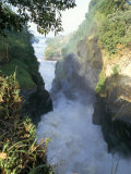 Murchison Falls, Murchison Falls National Park, Uganda, East Africa, Africa Photographic Print by Rob Cousins